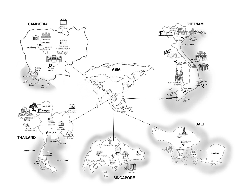 Datovania Singapur kam ísť